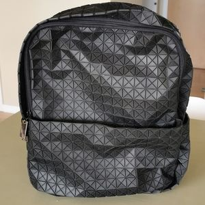 Faux leather Bag backpack